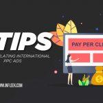 7 Tips for formulating International PPC Ads