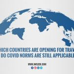Which countries are opening for travel & do Covid norms are still applicable?