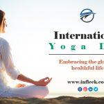 International Yoga Day: Embracing the glory of healthful life