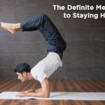 The Definite Men's Guide to Staying Healthy