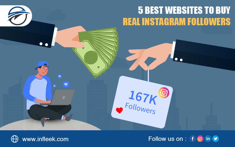 5 Best Websites To Buy Real Instagram Followers