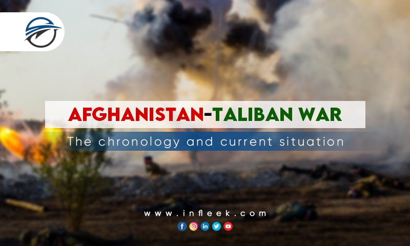 Afghanistan-Taliban War: the Chronology and Present