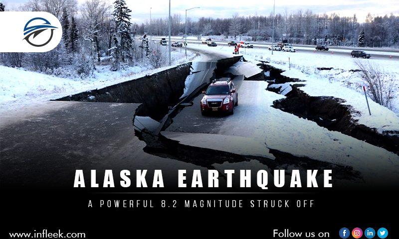 Alaska Earthquake: A powerful 8.2 magnitude struck off