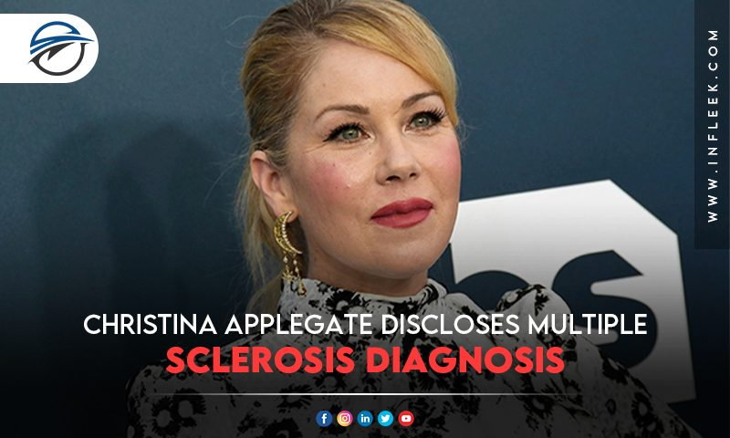 Christina Applegate discloses multiple sclerosis diagnosis