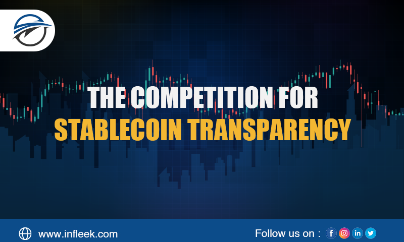 The Competition for Stablecoin Transparency