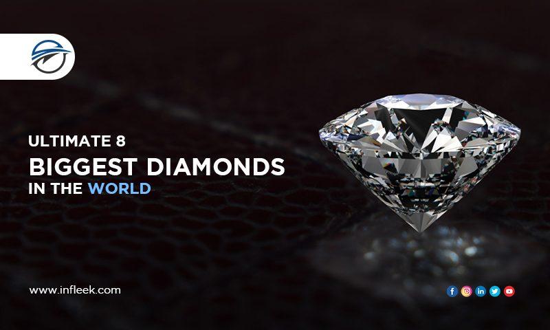 Ultimate 8 Biggest Diamonds in the World