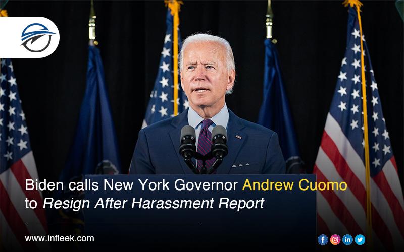 Biden calls New York Governor