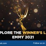 Explore the winner's list: Emmy Awards 2021