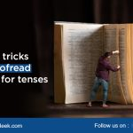 Tips & tricks to proofread the paper for tenses
